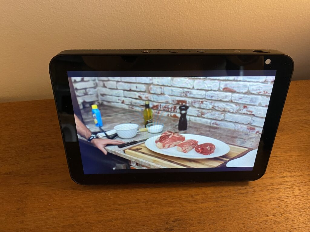 amazon echo show 8, review, how to, different